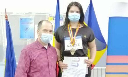 Mădălina Manole reprezintă România la Campionatul Balcanic de la Sofia