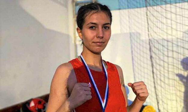 Alina Alexandra Creţu, medalie de aur la Turneul Internaţional Golden Gloves din Serbia