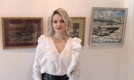 Artista Claudia Pahom-Grigore