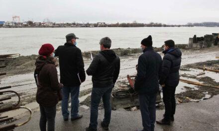 Execuţia proiectului de preluare a apelor pluviale din municipiu, scoasă la licitaţie luna acesta