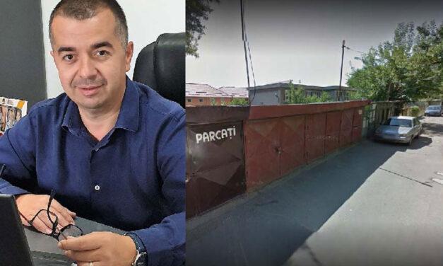 Primarul Ştefan Ilie, despre desfiinţarea garajelor