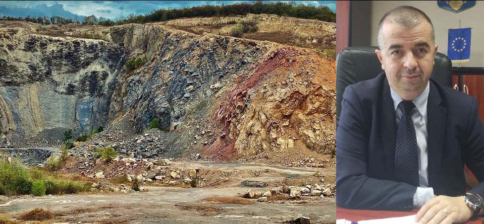 Primarul Ştefan Ilie solicită ministrului Mediului o anchetă la Cariera Bididia