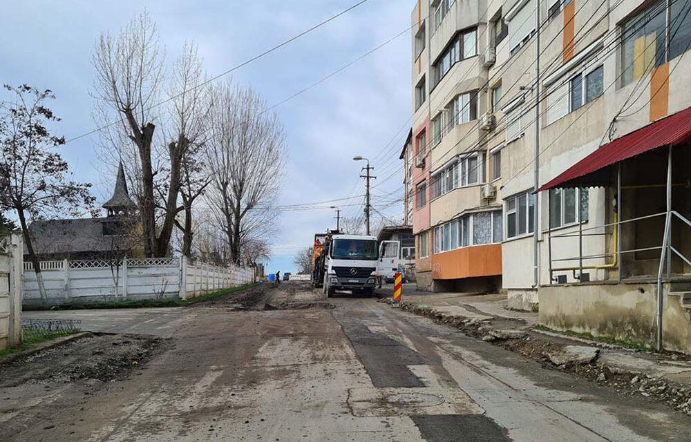 Proiecte ale Primăriei Tulcea: reabilitări stradale, parc industrial şi Drum Expres