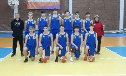Baschetbaliştii de la CSS Tulcea s-au calificat în semifinala Campionatului Naţional U18