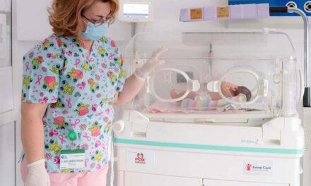 Organizaţia Salvaţi Copiii a donat echipamente de 35.000 de euro maternităţii Spitalului Judeţean Tulcea