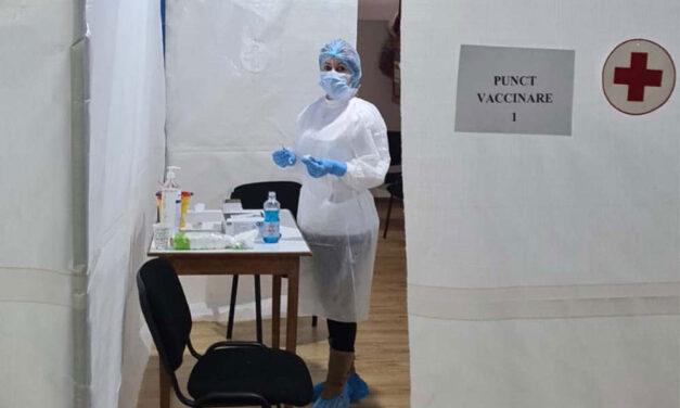 Centrul de vaccinare de la Măcin, operaţional pentru vaccinul produs de compania Moderna