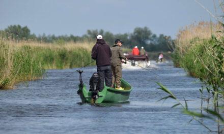 Federaţia Pescarilor Sportivi a atacat în instanţă Ordinul de prohibiţie
