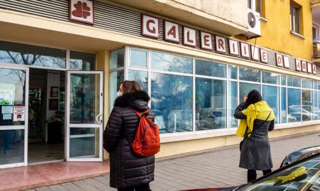 Galeria de Artă şi atelierele artiştilor tulceni ar putea fi reabilitate