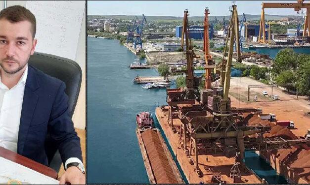 Începe organizarea de şantier pentru modernizarea porturilor comercial şi industrial din municipiu