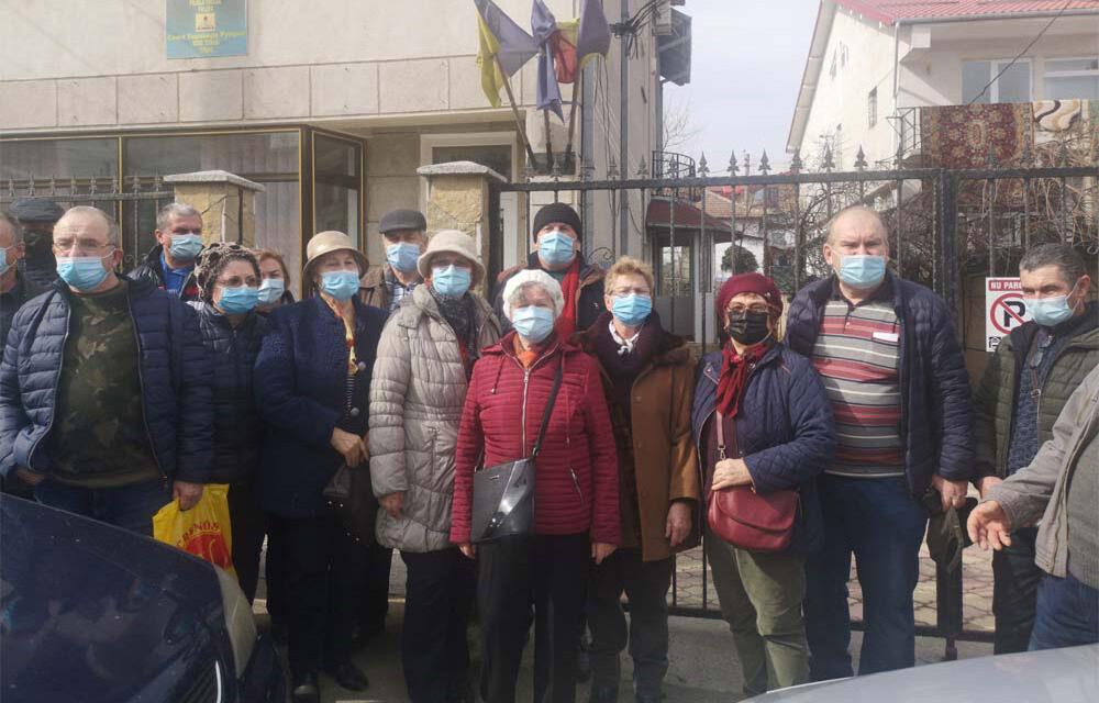 Preşedintele Ucrainenilor din Tulcea, Dumitru Cernencu, revocat din funcţie cu scandal