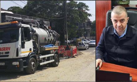 Primăria Tulcea solicită sprijinul Guvernului pentru deblocarea proiectului de dezvoltare a reţelei de apă din judeţ