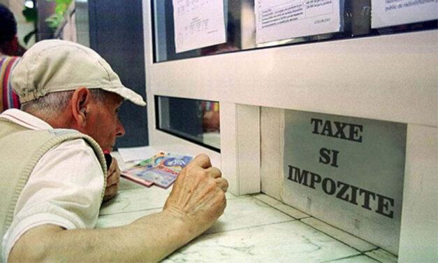 Taxele şi impozitele locale – majorate cu 2,6% anul viitor, conform indicelui inflaţiei