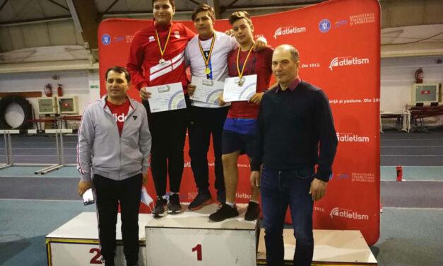 Valentin Ispas, medalie de bronz la Finala Campionatului Naţional de Juniori 3