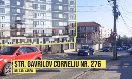 Consilierii locali au respins construirea unui bloc pe strada Gavrilov Corneliu