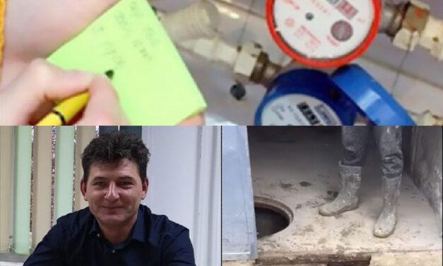 Cum fură tulceanul apă de la Aquaserv: branşamentul clandestin, metoda preferată