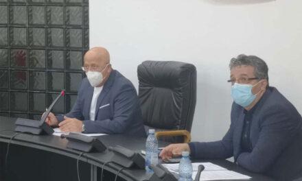Prefectura s-a sesizat cu privire la alegerea vicepreşedintelui CJ Mihai Huleni