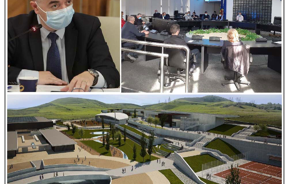 """Primarul Ştefan Ilie: """"Vom finanţa proiectele asociaţiilor sportive"""""""