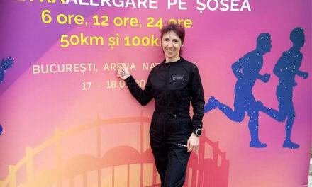 Atleta Nicoleta Ciortan, medalie de aur la Campionatul Naţional de alergare pe şosea