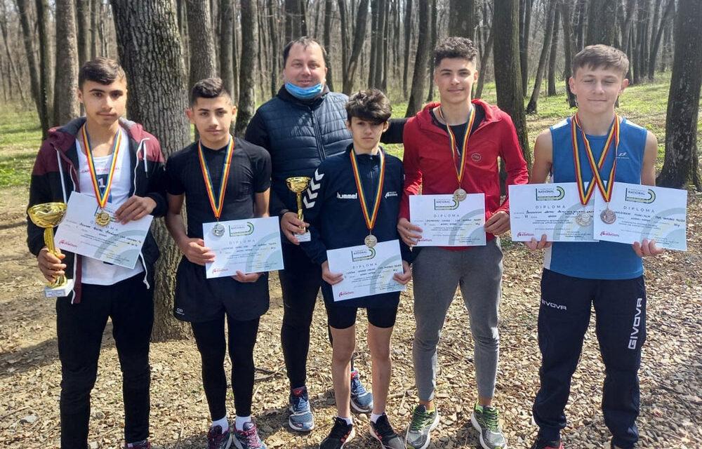 Atleţii de la CSM Danubiu au adus trei medalii acasă
