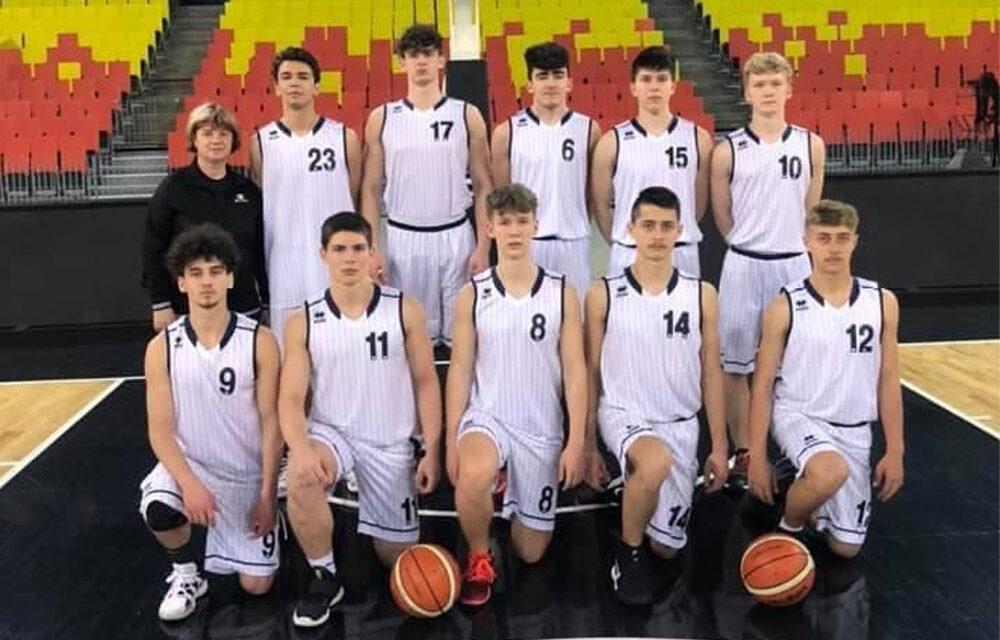 Baschetbaliştii de la CSS Tulcea, prezenţi la Turneul Semifinal din cadrul Campionatului Naţional U18