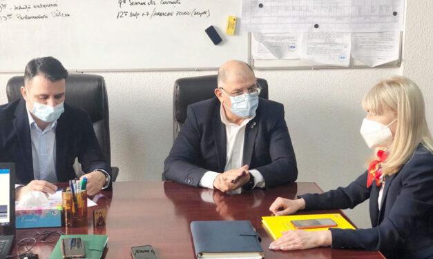 """Conectarea municipiului la drumul """"Dobrogea Expres"""", agreată de Ministerul Transporturilor"""