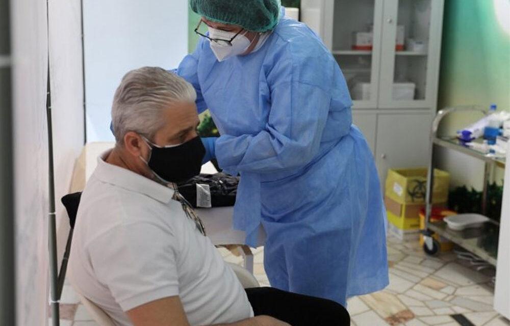 Peste 31.000 de tulceni s-au vaccinat cu cel puţin o doză
