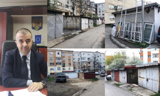 Peste 60 de tulceni notificaţi de Primărie să îşi demoleze garajele: unii le-au dezmembrat deja