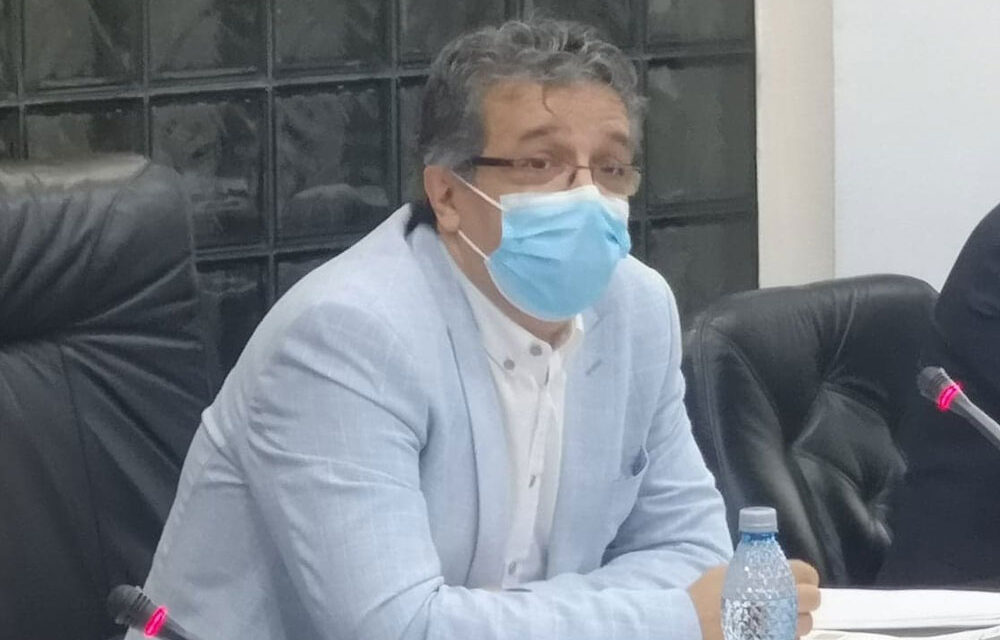 Prefectura contestă alegerea liberalului Mihai Huleni în funcţia de vicepreşedinte al Consiliului Judeţean
