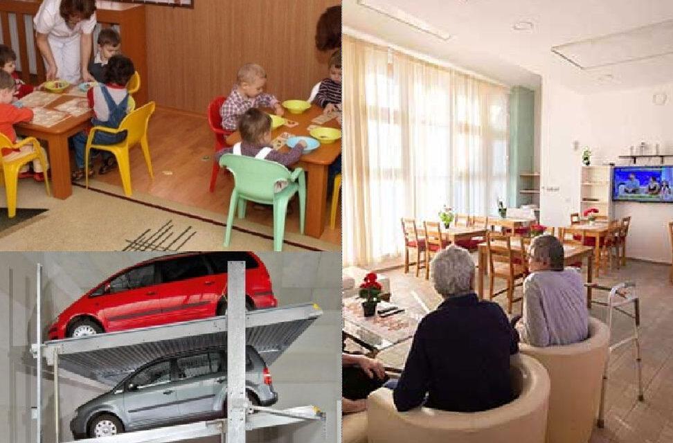 Primăria Tulcea va construi parcări supraetajate, un muzeu de ştiinţă, două creşe şi un centru pentru persoanele vârstnice
