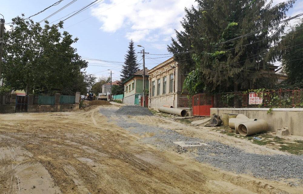 Primăria Tulcea vrea să modernizeze anul acesta 30 de km de străzi
