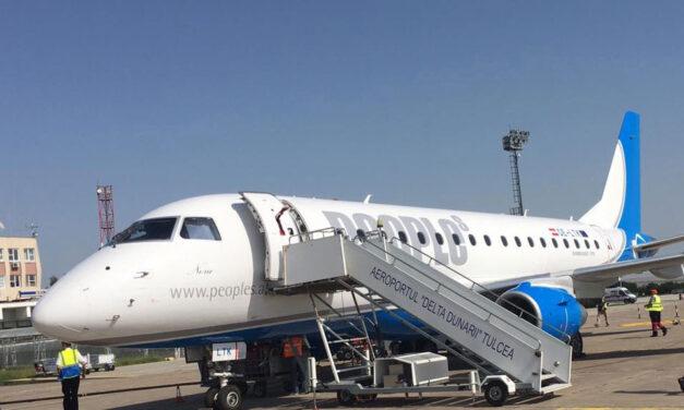 """Aeroportul """"Delta Dunării"""" Tulcea pregăteşte deschiderea curselor regulate şi charter"""