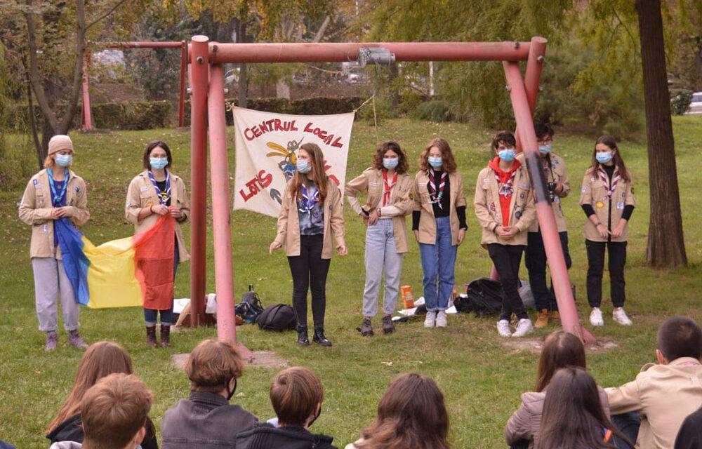 Activităţi recreative pentru copii,organizate mâine de voluntarii tulceni