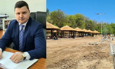 Cadastru cu surprize la Primăria Tulcea: străzi înjumătăţite şi parcuri intrate la apă