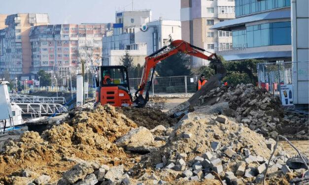 Evacuarea bunurilor APDM Galaţi de pe faleza Dunării, pe rolul instanţei