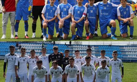Fotbaliştii de la Victoria Delta Tulcea se pregătesc de ultima etapă a Campionatului Naţional de Juniori Republicani