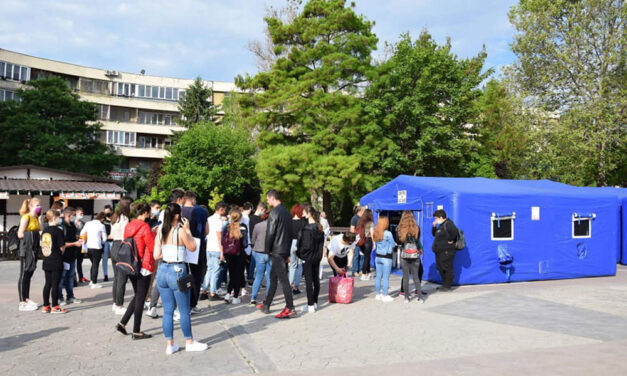 Maratonul vaccinării la Tulcea: 90 de tineri şi adulţi s-au vaccinat în primele două ore