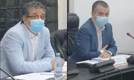Mihai Huleni, vicepreşedintele demisionar al Consiliului Judeţean, va fi propus din nou pentru această funcţie