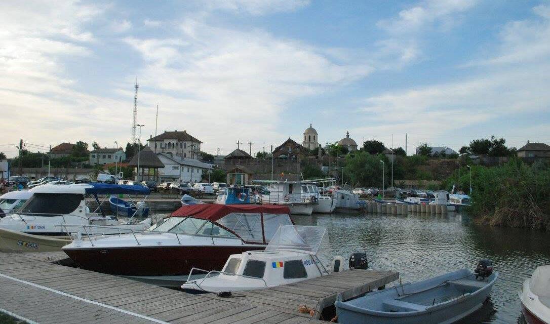 Modernizarea portului Jurilovca, în linie dreaptă