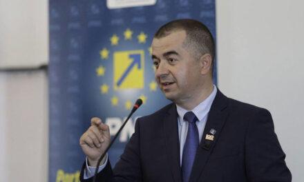 """Preşedintele Ştefan Ilie candidează pentru un nou mandat la conducerea PNL Tulcea: """"Aş fi bucuros să am contracandidaţi"""""""