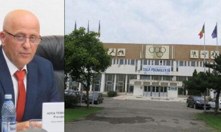 Sala Polivalentă din municipiu, demolată luna viitoare