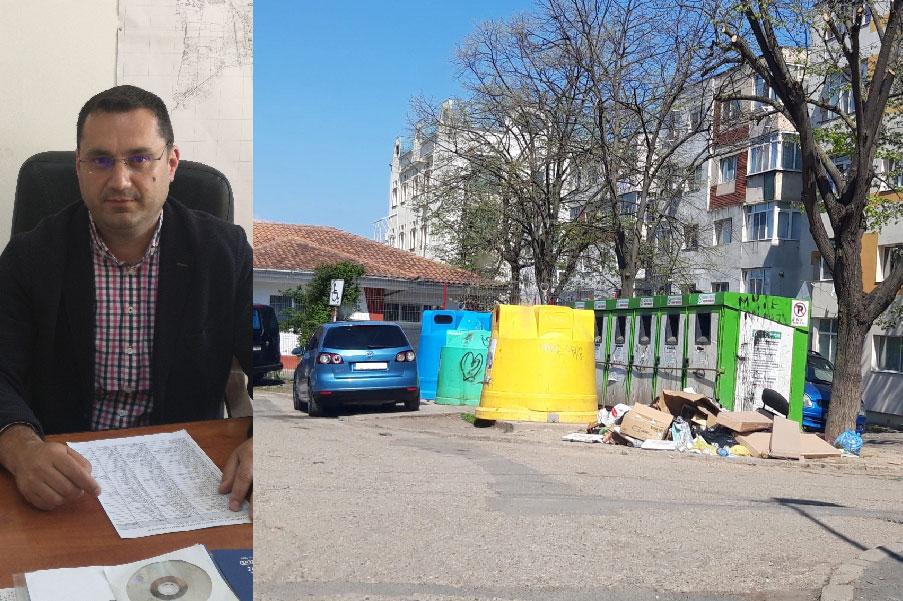 Soluţii pentru gunoiul din municipiu: amplasamentele pentru cele trei platforme subterane, identificate astăzi