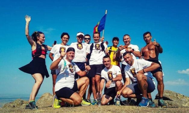 Spartanii aleargă 24h pentru copiii cu autism din Galaţi
