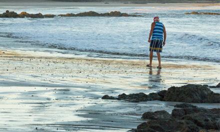 Un bărbat din Jurilovca este cercetat pentru furt de bunuri arheologice, după ce a adunat cioburi de pe malul mării
