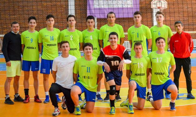 Voleibaliştii de la CSS Tulcea se bat pentru o medalie în finala Campionatului Naţional de Cadeţi Echipa CSS Tulcea participă zilele acestea la finala