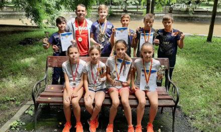 Atleţii de la ACS Delta Chilia Veche au adus şase medalii de la Cupa Gigi Donciu