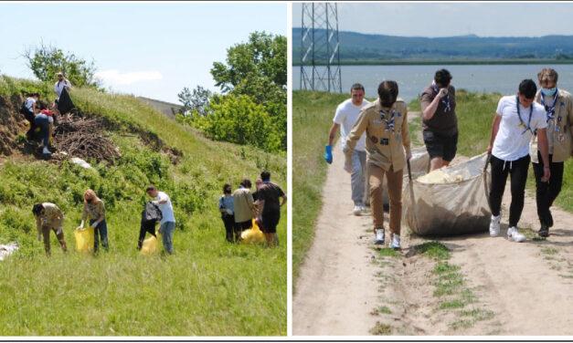 Cercetaşii tulceni vor ecologiza zona Tudor Vladimirescu, de Ziua internaţională a Dunării