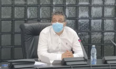 Liberalul Mihai Huleni, reales în funcţia de vicepreşedinte al CJ Tulcea