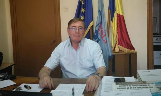 """Liderul SIP Tulcea, prof. Mihai Roma: """"Cred că este absolut necesar să fie majorată vârsta de pensionare"""""""