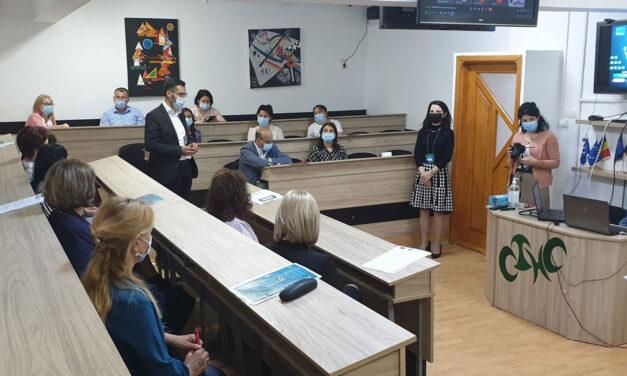 """Workshop-ul """"Mecanisme de creare a unui mediu suportiv în clasă"""", desfăşurat la Tulcea"""