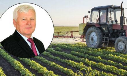 """Fermierul Ion Bălan, despre scandalul glifosatului: """"Marii fermieri vor fi afectaţi de scoaterea acestui produs de pe piaţă"""""""